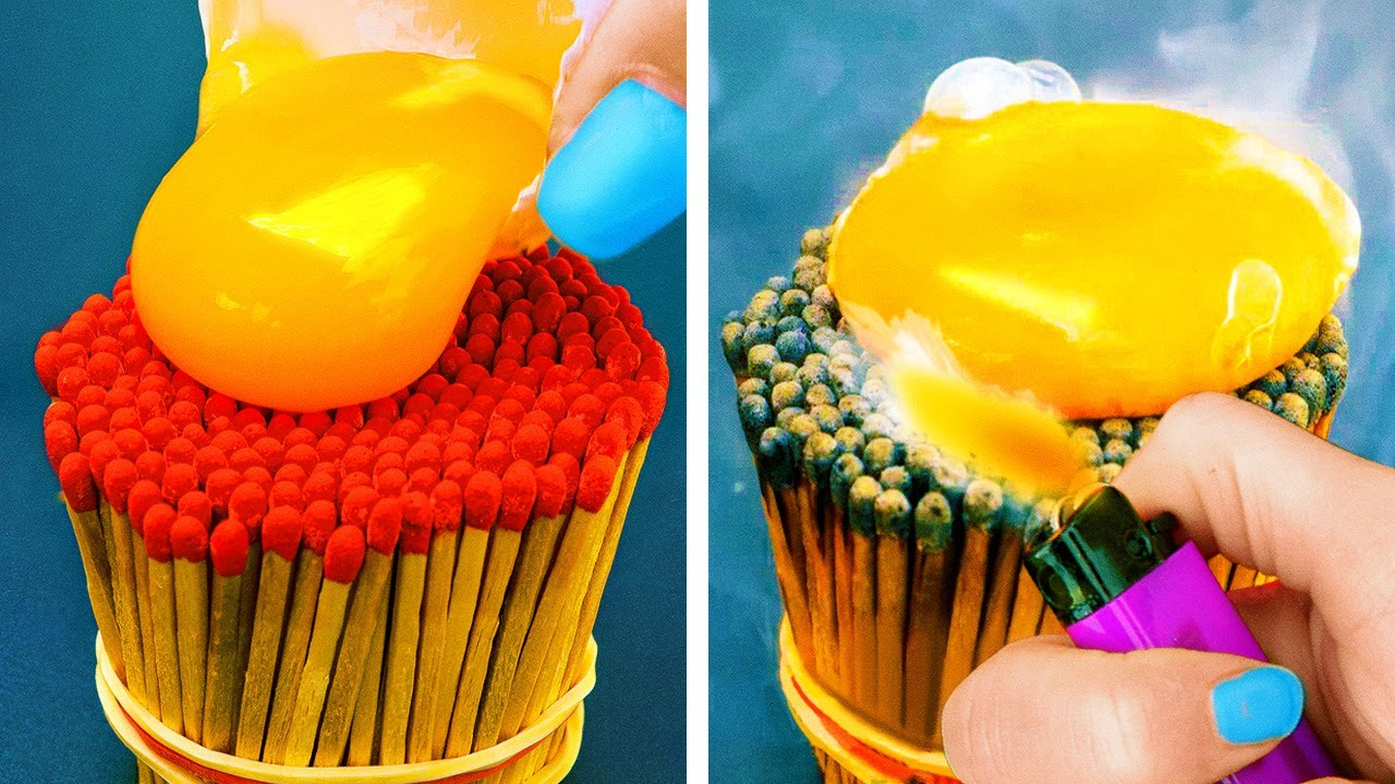 Brilliant Kitchen Hacks & Yummy Recipes To Make You Love Cooking