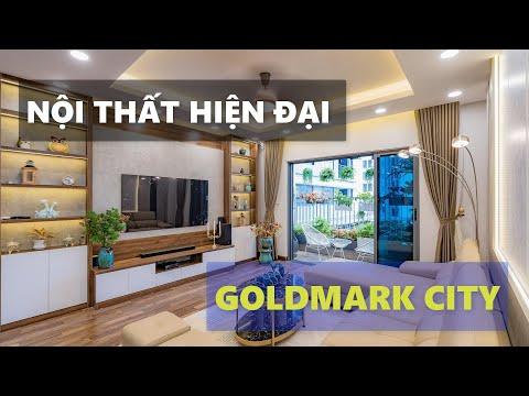 REVIEW Nội Thất Chung Cư 3 Ngủ PHONG CÁCH HIỆN ĐẠI   Nội Thất Chung Cư GoldMark City