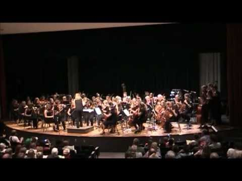Gargoyles by Doug Spata - Monticello Community Strings Orchestra 2012