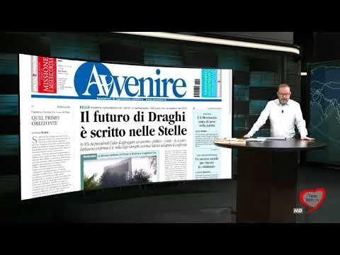 I giornali in edicola - la rassegna stampa 05/02/2021