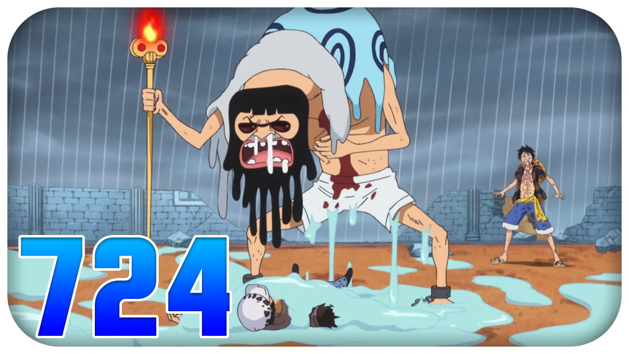 one piece folge 9 deutsch
