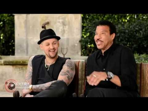 EXTRA MINUTES | Extended Interview with LIONEL RICHIE and JOEL MADDEN