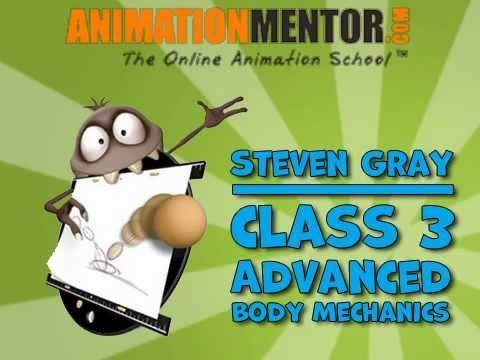 Animation Mentor Class 3