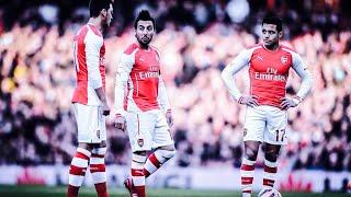 Arsenal's Top 10 Goals 2014/15 HD