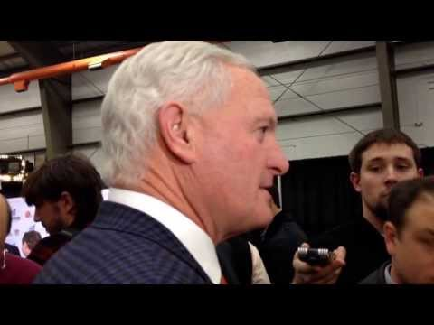 Browns owner Jimmy Haslam on the hiring of coach Mike Pettine