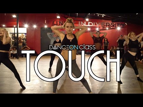 Thumbnail: Little Mix - Touch Pt. 2 | Brian Friedman Choreography | DanceOn Class