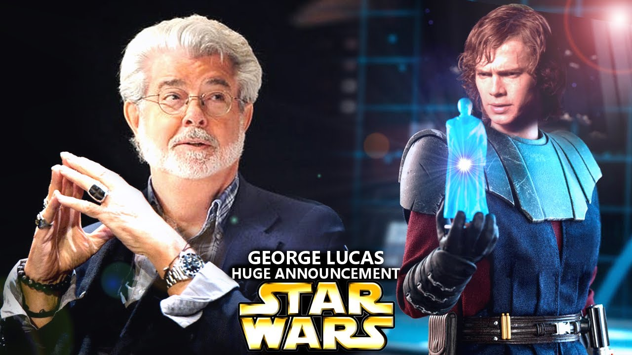 Download George Lucas WILD Announcement Will Shock Fans! This Is Unexpected (Star Wars Explained)