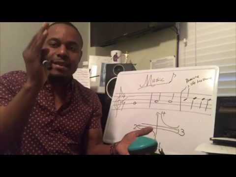 Free Online Music Lessons Part II: By WIlson Pierre