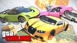 GTA 5 Online (PC) - Буржуйское дерби! #123