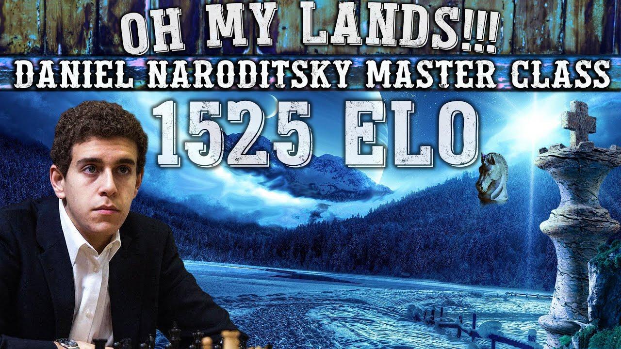 Master Class | 1.B3!! Nimzo-Larsen | Chess Speedrun | Grandmaster Naroditsky