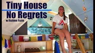 """""""Tiny House No Regrets""""- Keeping it SIMPLE and SMALL"""