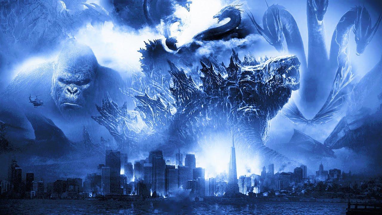 Download Godzilla MonsterVerse - All Fight Scenes