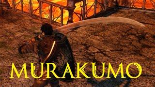 Dark Souls II PvP: Murakumo