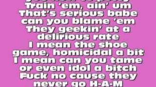 Nicki Minaj -Did It On 'Em (lyrics)