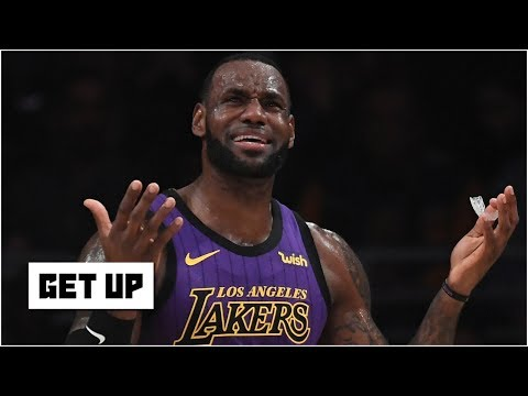 LeBron not being ranked in NBA's top 5 infuriates Greeny, Farnham and Jacoby | Get Up