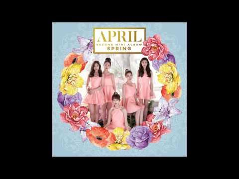 [AUDIO] APRIL (에이프릴) - TINKERBELL / 팅커벨 (2nd Mini Album 'Spring') ♥