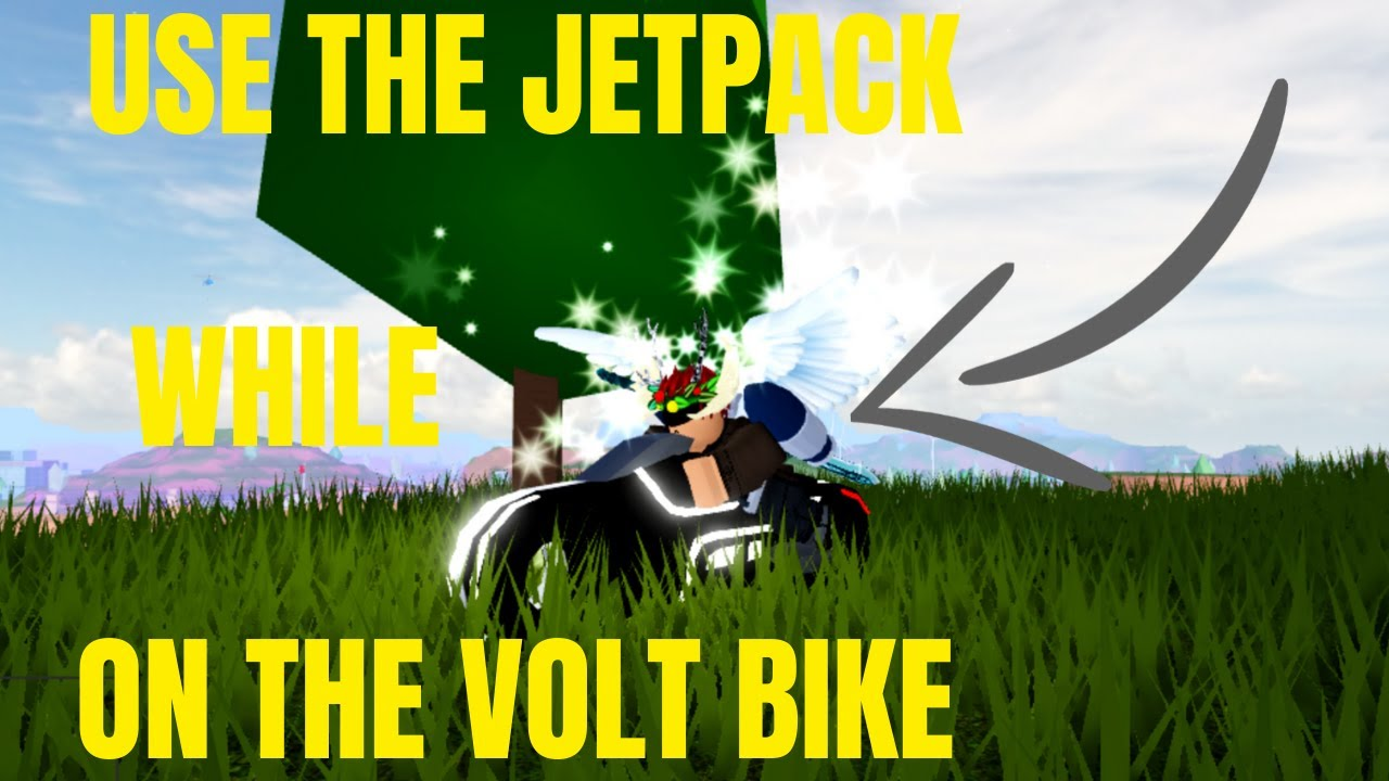 how to use the jetpack in roblox jailbreak