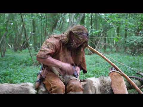 Prehistoric Survival | Flint Knapping |