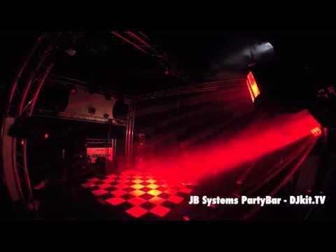JB Systems Party Bar First Look @ DJkit.com