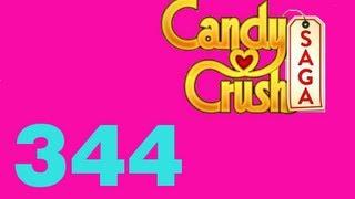 Candy Crush saga Livello Level 344