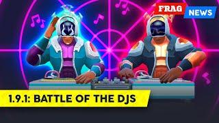 FRAG News 1.9.1 | Battle of the DJs