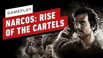 7 Minutes of Narcos: Rise of the Cartels Gameplay