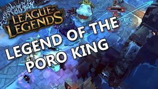 Legend of the Poro King PBE| Nowy tryb w League of Legends