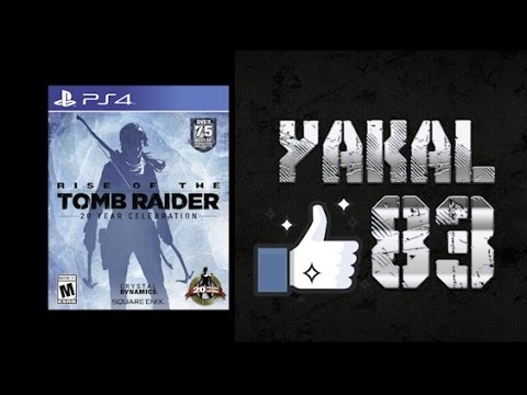 Crítica personal - Rise of the Tomb Raider - PS4 - Review By Yakal83