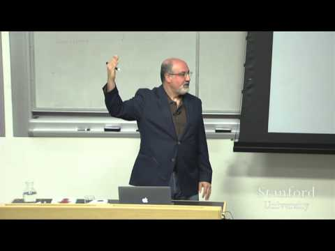 Stanford Seminar - Entrepreneurial Thought Leaders: Nassim T