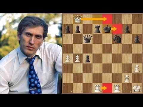 It's Payback Time - Bobby Fischer vs Tigran Petrosian | USSR VS The World