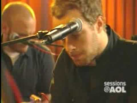 Coldplay-Yellow-Sessions @AOL