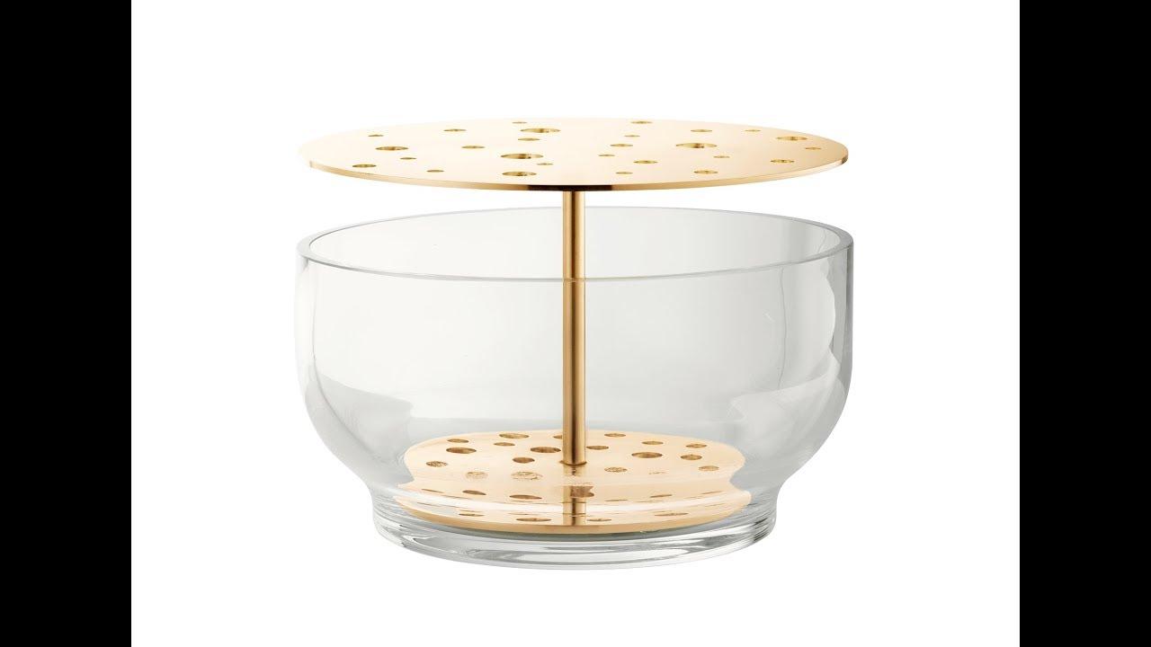 Xtra ikebana vase from fritz hansen youtube xtra ikebana vase from fritz hansen floridaeventfo Images