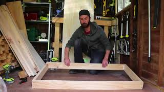 How To Build a DIY cheap workbench