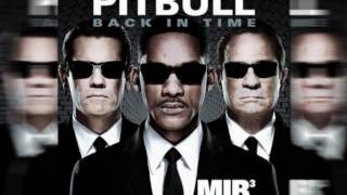 Back In Time (OST Men In Black III) - Pitbull