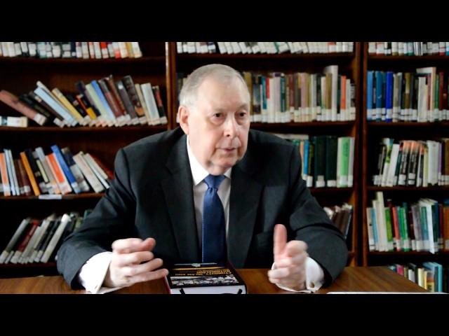 Dr. Roger D. Long (Interview at Quaid-i-Azam University)
