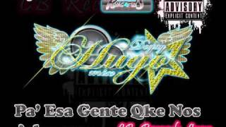 a ti no te miento yaga y mackie dj hugo mix Vol.1 cb records 2011