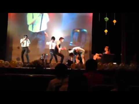 FEU-East Asia College, Lyrical Dance Segment (Variety Show 2013)
