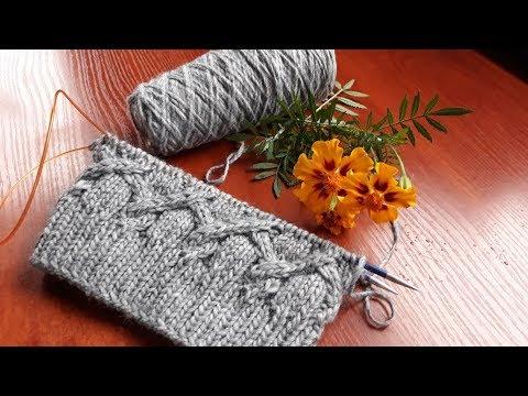 Вязание шапок спицами для женщин страна мам