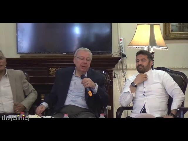 دكتور.طارق رضا يتحدث عن الادوية وطريقة اتخذها لمرضي السكر والرجيم والتغذية السليمة
