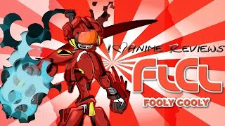 FLCL anime Review (Fooly Cooly)-I Heart Anime funny reviews!
