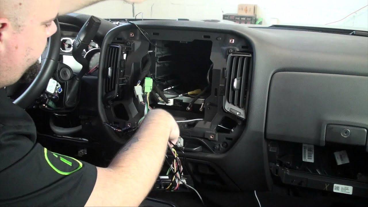 2015 Silverado 2500HD Maestro GM3 Installation part 4 ...
