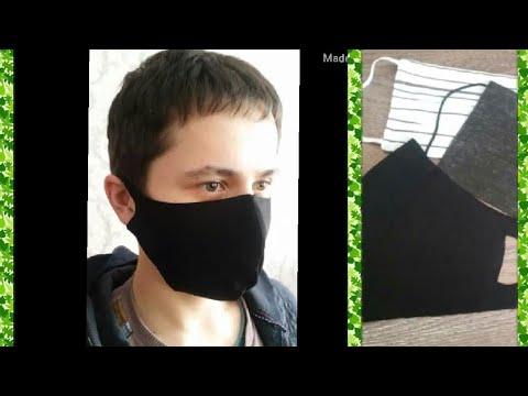 maska tikish / маска своими руками