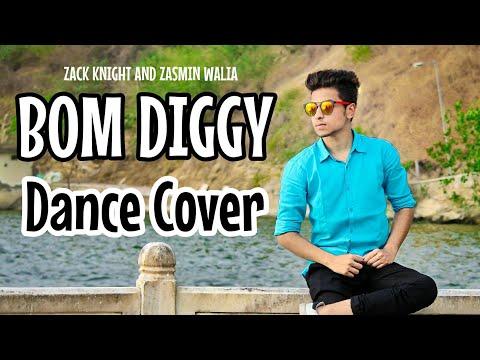 BOM DIGGY DANCE   ZACK KNIGHT AND JASMIN WALIA   SONU KE TITU KI SWEETY   FREESTYLE HIP-HOP   HD