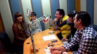 Ha*Ash - Entrevista - 21 Marzo 2012