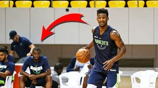 BREAKING: Jimmy Butler DESTROYS Team At Practice!
