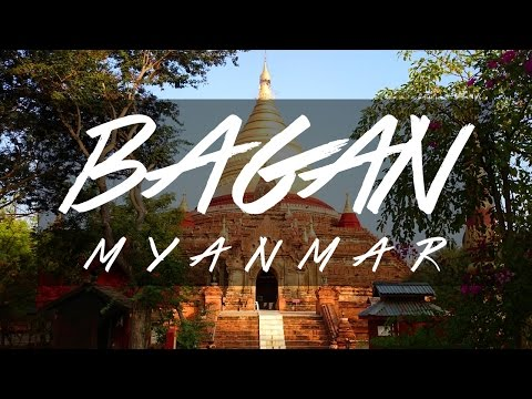 How to Travel Bagan, Myanmar: Temples and Hot Air Balloons | travel vlog