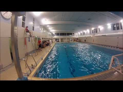 Glasgow Vs Dundee Mens Waterpolo 2013