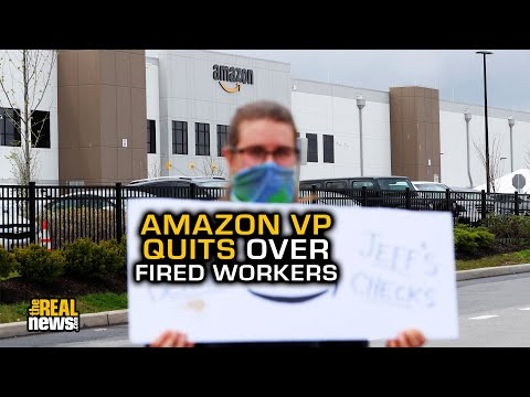 Amazon VP Quits In Support Of Fired Whistleblowers