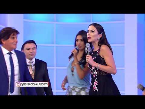 SENSACIONAL - 05/10   Priscilla Alcântara mostra a linda voz ao cantar 'Liberdade'