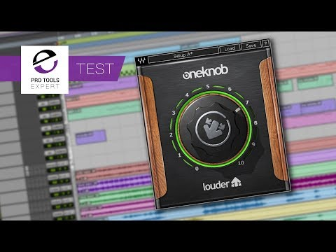 Waves OneKnob Louder Plug-in - How Good Is It? Our Test